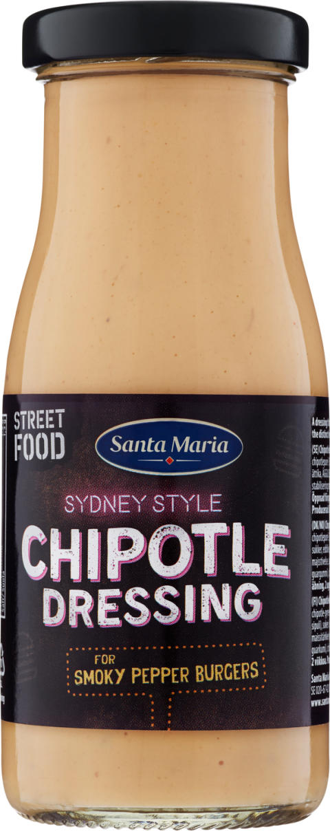 Santa Maria Chipotle (Street Food)