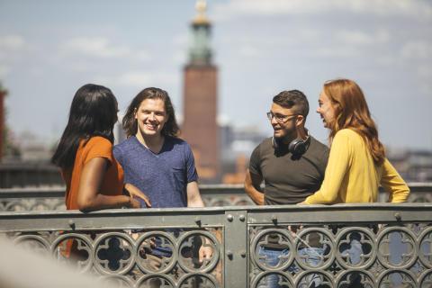 Erasmusutbyte lär studenter att bli världsmedborgare