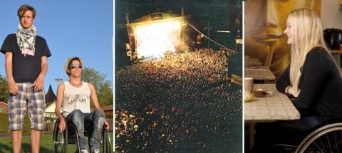 Frösunda gör Eksjö stadsfest tillgängligare