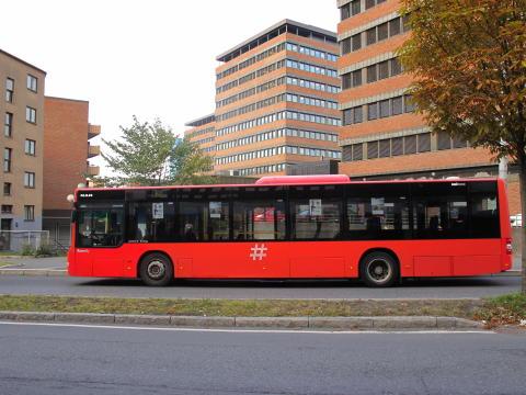 To omkom i tragisk bussulykke for Unibuss