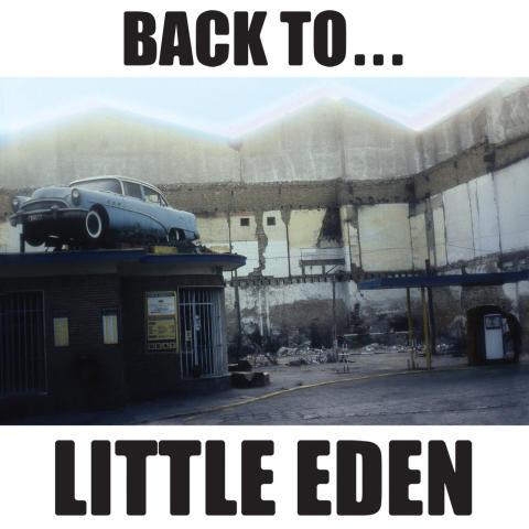 Little Eden - Back to... Little Eden artwork