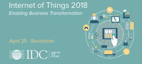 IDC Internet of Things 2018