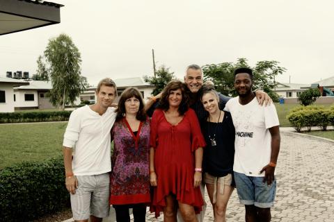Känsloladdad TV-höst då sex kända svenskar möter himmel och helvete i Ghana