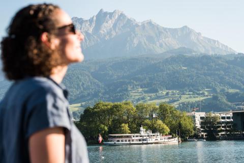 Franziskas Luzern: Designträume und Gastfreundschaft