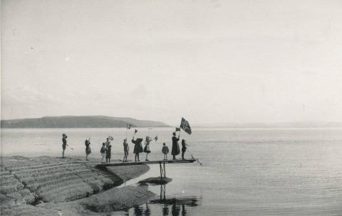 Maidagene 1945