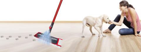 Syksyn kurakelit koittavat – millä koiraperheen hermot pelastuvat? Lue Viledan viisi siivousvinkkiä!