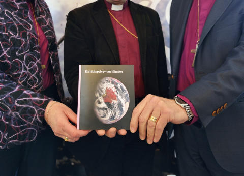 Biskopsbrev om klimatet