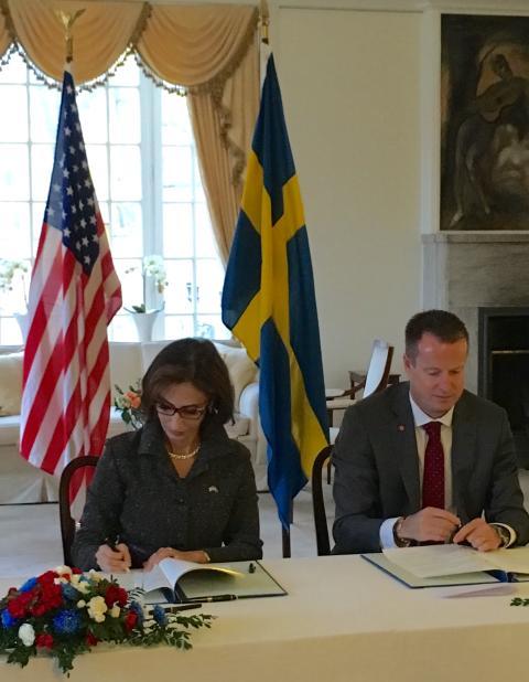 Norwegian välkomnar signering om US Preclearance på Arlanda – Det här är bra för Sverige, säger Norwegians koncernchef Bjørn Kjos