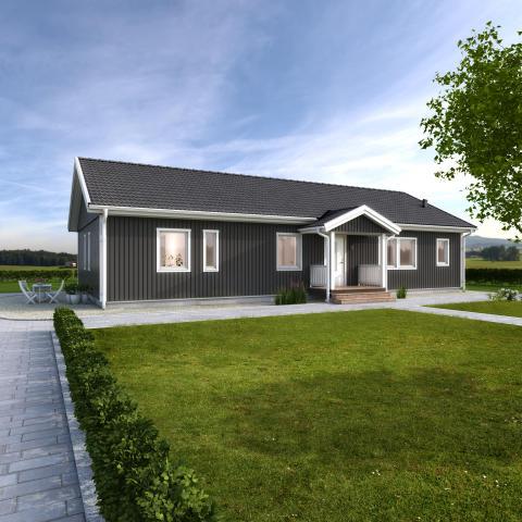 Sveriges mest sålda hus, Linnéa