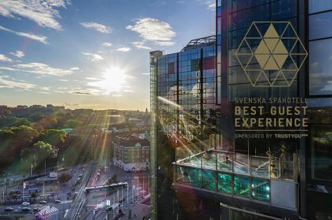Gästupplevelsen i fokus gav utdelning i Best Guest Experience Award 2018