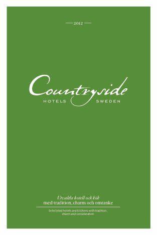 Countryside Hotels Hotellkatalog 2012 är här!