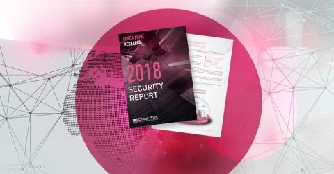 Check Point 2018 Security Report: 97 % av organisationerna oförberedda på femte generationens cyberattacker