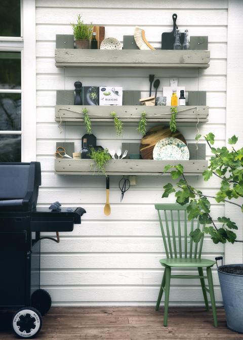 Hylder - Creative Garden