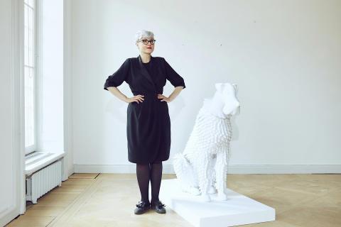 Bea Szenfeld, At Least We Have Dogs, 2019. Foto: Pierre Björk