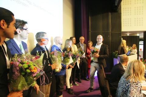 Riksbyggen delar ut 600 000 kronor för idéer om hållbara städer