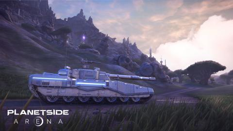 PlanetSide Arena Screenshot (2)