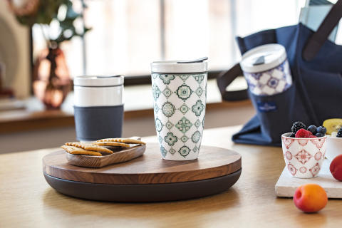 Villeroy & Boch To Go mugs for carefree indulgence