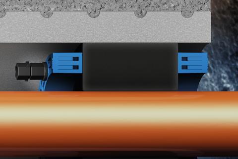 DOYMA-Grip - innovativer Radon-Schutz