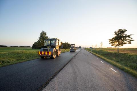 Peab Asfalt asfaltering