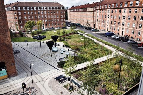 Studietur til København 3.-5. mai: Bærekraftig byutvikling
