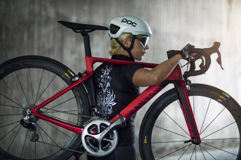 Shahrzad vann över livet - nu är hon redo för race