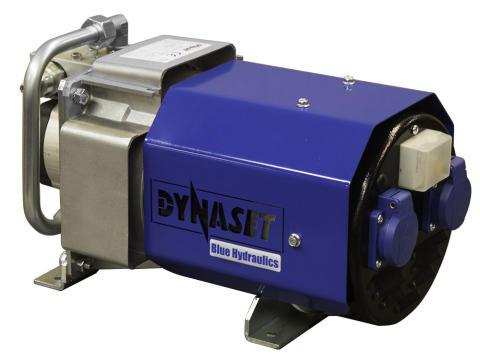 Dynaset Hydraulisk Generator