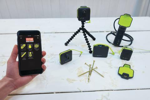 Ryobi Phone Works™ Mätinstrument