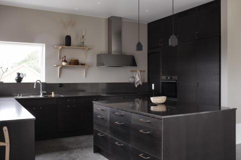 Alices Silestone® Calypso Køkken