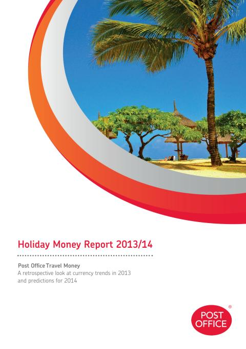 Holiday Money Report 2013/14