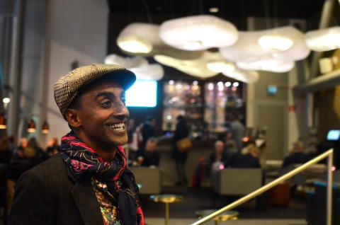 Marcus Samuelsson öppnar Eatery Social på Clarion Hotel Stockholm