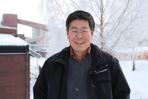 Ny professor med fokus på hållbar järn- och ståltillverkning