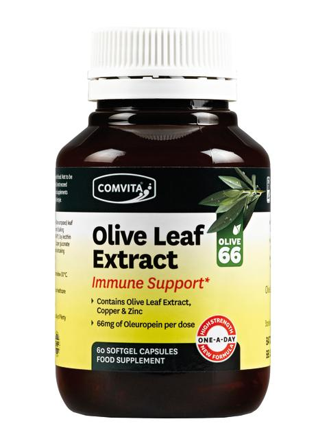 Comvita Olive leaf kapslar