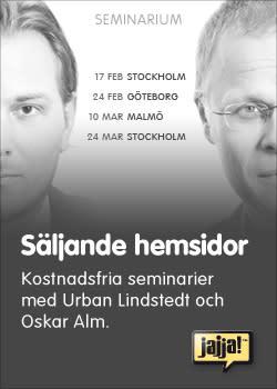 Säljande hemsidor (Stockholm)