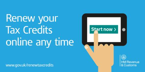 One million people renew their tax credits
