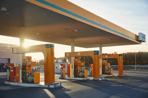 Preems drivmedel minskade CO2 med nästan 685 000 ton 2015