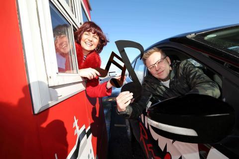 Stena Line makes waves with renewed radio sponsorship