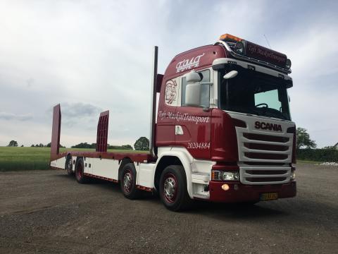 Ny Scania til Toft MaskinTransport