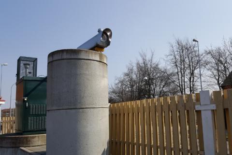 Luftföroreningarna i Lund minskar