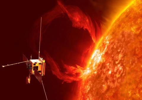 RUAG Space levererar sin sjuhundrade satellit- och raketdator