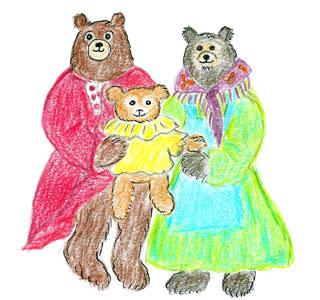 Barnföreställning - Lillebjörns äventyr