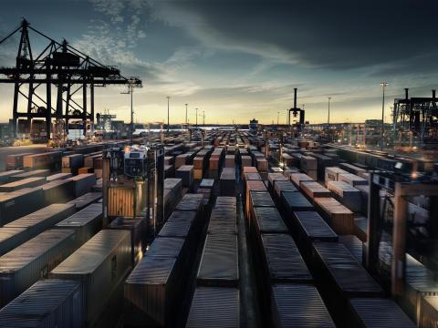 APM Terminals Gothenburg