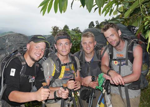 Sörmlands Sparbank samarbetar med sörmländska äventyrare som korsar Madagaskar för regnskogens skull
