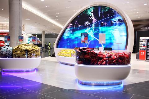 Åpner ny taxfreebutikk på Avinor Oslo Lufthavn
