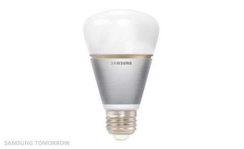 Samsung lancerer smarte LED-pærer