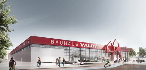BAUHAUS slår dørene op til kæmpe åbningsfest i Valby