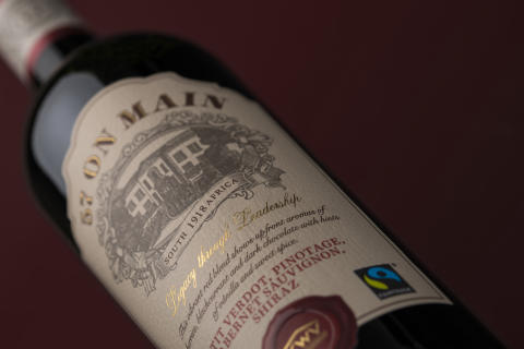 Hållbarhet i fokus när KWV lanserar nytt vin – goda skäl att köpa vin från Sydafrika