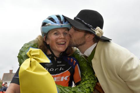 Segrare Elisabeth Sveum Cykelvasan 90 2019