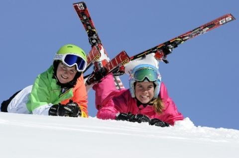 Vælg det rette ski-område til dit barn