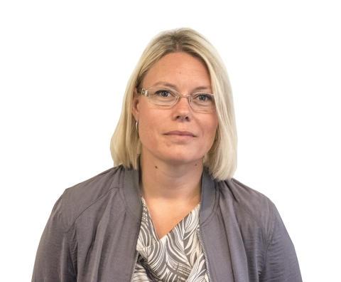 Cecilia Felldin, Nordic Transport Manager