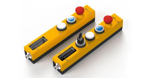 Säkerhets-PLC Safety Simplifier